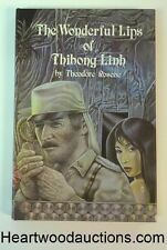 The Wonderful Lips of Thibong Linh by Theodore Roscoe FIRST- High Grade