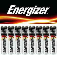 48 24 12 X New Genuine Energizer Alkaline AA AAA Batteries 2027 expiry