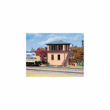 Walthers - 933-3309 - Interlocking (Signal) Tower Kit - 7 mm O Scale