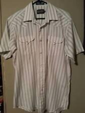 Panhandle Slim 16 1/2 Short Sleeve 2 Pocket Shirt