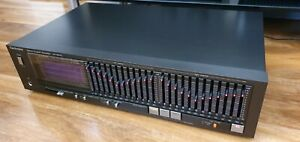 Technics Stereo Graphic Equalizer SH-8055 *Needs a little attention*