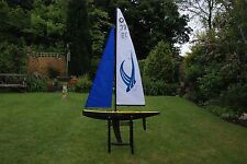 Radio Controlled RC Model Yacht 1m Phantom 1000mm x 1800mm