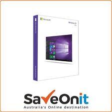 Microsoft Windows 10 Pro 64 Bit System Builder OEM DVD