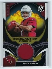 2019 Panini Elements Kyler Murray Radioactive Rookie RC Jersey Patch /149