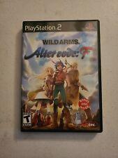 Wild Arms: Alter Code F (Sony PlayStation 2, 2005) CIb
