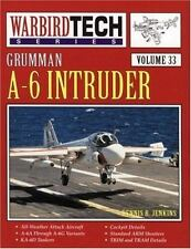 Grumman A-6 Intruder (Warbird Tech No. 33) (US Navy Attack Jet, Vietnam)