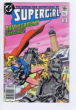 Supergirl #6 DC Pub 1983
