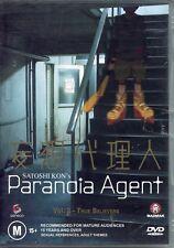 Paranoia Agent Volume 2: True Believers - Satoshi Kon - R4 (DVD) Anime