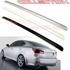 Unpainted LEXUS 05-12 IS250 IS350 IS220d Sedan trunk lip spoiler  ◎