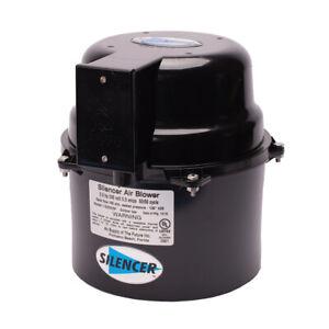 Air Supply Silencer Blower Motor 1.0HP 120V 4.5 Amps For Hot Tubs & Spas 6310141