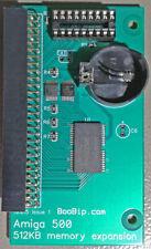 512KB RAM upgrade - Commodore Amiga 500 trapdoor memory