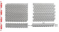 Mini-Dachschindeln Aluminium,Pappe,Vogelhaus,Briefkasten,Vordächer,Spielhäuser