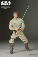 STAR WARS LUKE SKYWALKER REBEL COMMANDER BESPIN SIXTH SCALE FIGURE SIDESHOW 2127