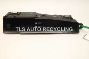 2004 GS300 CLOCK ASSEMBLY 83910-30580
