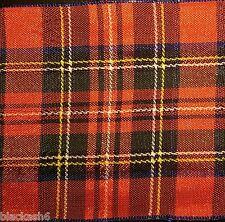 Scots Guards Officers Cap Badge Backing Stewart Tarten
