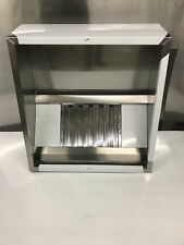 3ft Stainless Steel Commercial Kitchen Canopy Extractor Hood