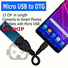 Durable Micro USB OTG Host Cable Adapter Male to 2.0 Female For Android Tablet