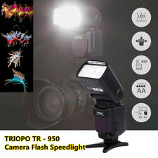 LED Flash Speedlite Speedlight with LCD Display for Pentax Digital Camera