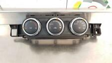 MAZDA MX-5 ND 2016- CLIMATE CONTROL AIR CON A/C CONTROL SWITCH PANEL NA9C61190D