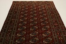 Antik Tekke US-réimportation finement persan tapis tapis oriental 1,57 x 1,18