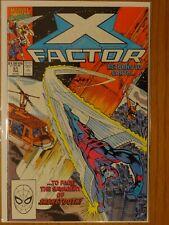 X-Factor - Vol. 1, No. 51 - Marvel Comics Group - February 1990  1st new Morlock