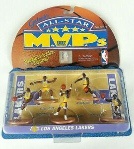 All Star Lakers MVP 1997 edition mini figure set Basketball Kobe Bryant