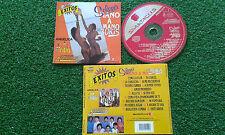 Tex Mex ANGELICA Y LA TRIBU *Selena y Los Bukis MANO A MANO* RARE CD TEMERARIOS