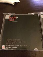 TIME LIFE CD BODY & SOUL CHRISTMAS IN IN VGC RARE CD