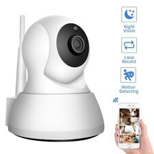 SANNCE Home Security IP Camera Wi-Fi Wireless Mini Network Camera