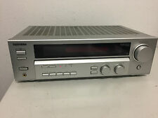 Kenwood KRF-V6070D Dolby Digital DTS 6.1 A/V Receiver silber