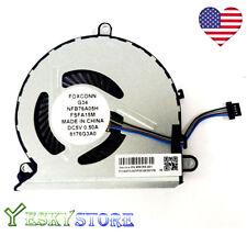 NEW HP Pavilion 15-AU 15AU Series CPU Cooling Fan Replacement 856359-001 US