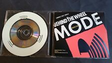 Depeche Mode  Route 66 & Behind The Wheel 3 Track Remix German 3 inch CD Bong 15