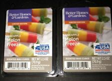 Better Homes & Gardens PINEAPPLE MELON FREEZE Wax Cubes 2 Packs