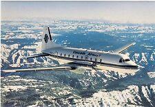 CASCADE  AIRWAYS          -           Hawker Siddeley HS 748