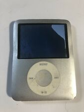 Apple iPod Nano Ma978Ll A1236 4Gb Silver