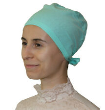 Muslim Women Cotton Hijab Bonnet Underscarf - Mint