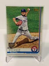 Martin Perez 2019 Topps Series 1 150th Anniversary Texas Rangers