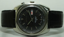 Vintage Seiko Bellmatic Alarm Automatic Day Date Used Wrist Watch S974 Antique