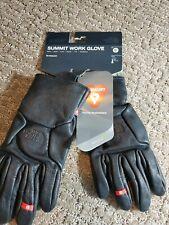 The North Face Summit Work Glove Size Large Primaloft TNF Black