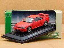 1/43 Nissan Skyline GT-R V-Spec R33 1996 Red Ebbro MMP Diecast Model 585 Rare