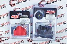 MSD Blaster SS Coil & Distributor Cap/Rotor For 92-00 Civic Si B16 / Integra LS