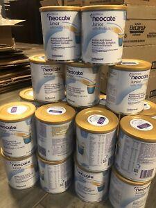 Nutricia Junior Jr Unflavored Prebiotics Formula - 21 Cans Ne0cate - Save !!!