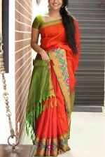 Bollywood Party Wear Indian Pakistani Ethnic Designer  printed Printed Saree