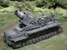 COLLECTORS SHOWCASE WW2 GERMAN GREY KARL MORSER THOR RAILWAY GUN COMPLETE SET MB
