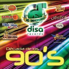 40 Anivesario Decada 90s : 40 Aniversario Decada 90s CD
