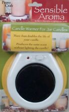 NEW Sensible Aroma Candle Warmer for Jar Candles