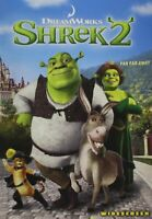 DreamWorks Shrek 2 ( DVD Movie ) Disney Tested!!