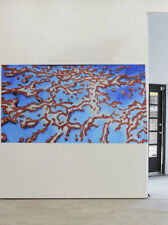 Large Barrier Reef Queensland Art oil painting Coa  Huge 240 x 100cm Australia