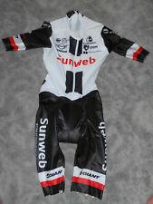 Rarität Etxeondo Team Giant Sunweb Skinsuit Aero Zeitfahranzug