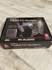 M-Audio TORQ MixLab Digital DJ System USB Controller  DJ Mixer W/Software
